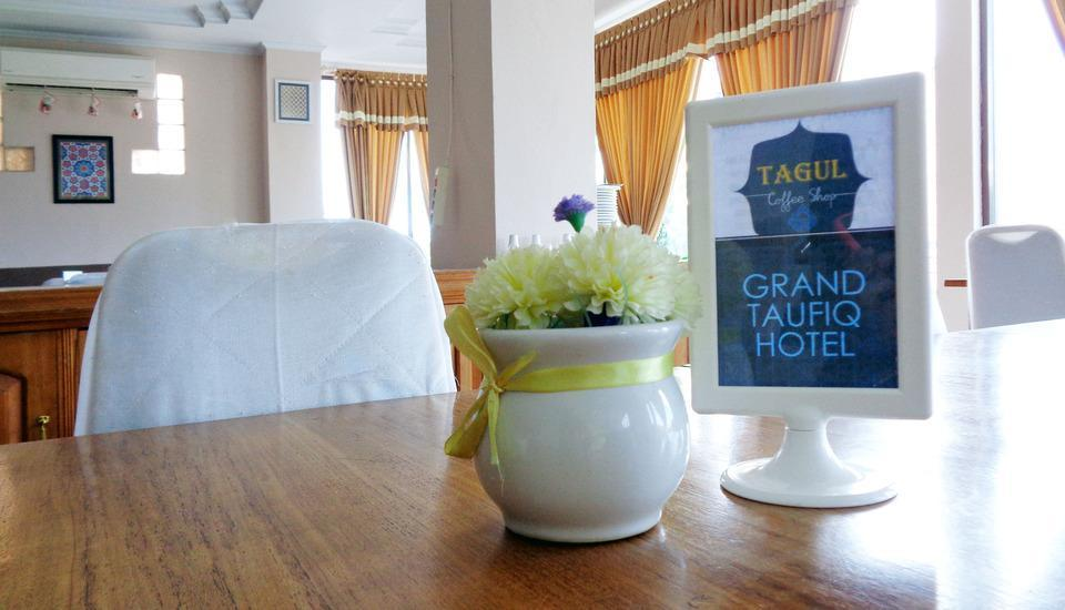 Grand Taufiq Hotel Tarakan - Tagul Restaurant