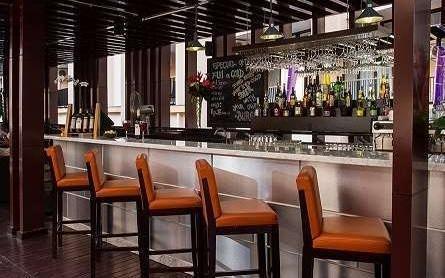 Park Regis Kuta - Bar dek