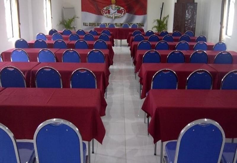 Hotel Transit Pasuruan - Ruang Rapat