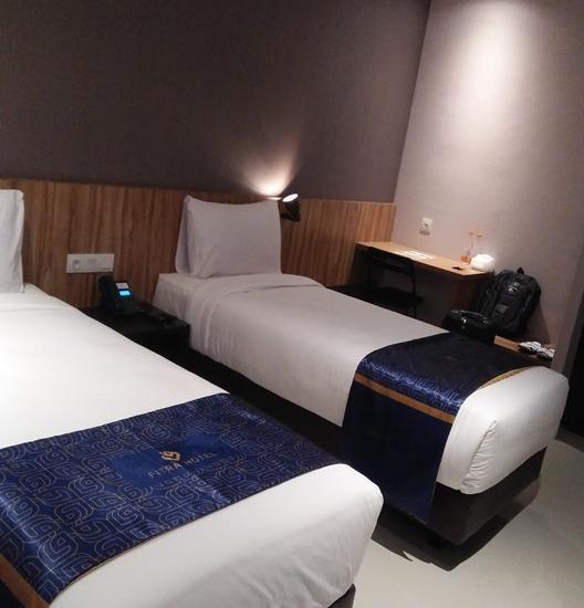FITRA Hotel Majalengka Majalengka - Superior Twin Regular Plan
