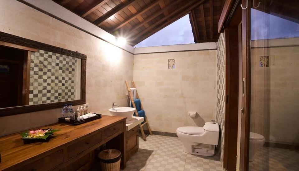 D'bays Dream Beach Club and Villa Bali - Bathroom
