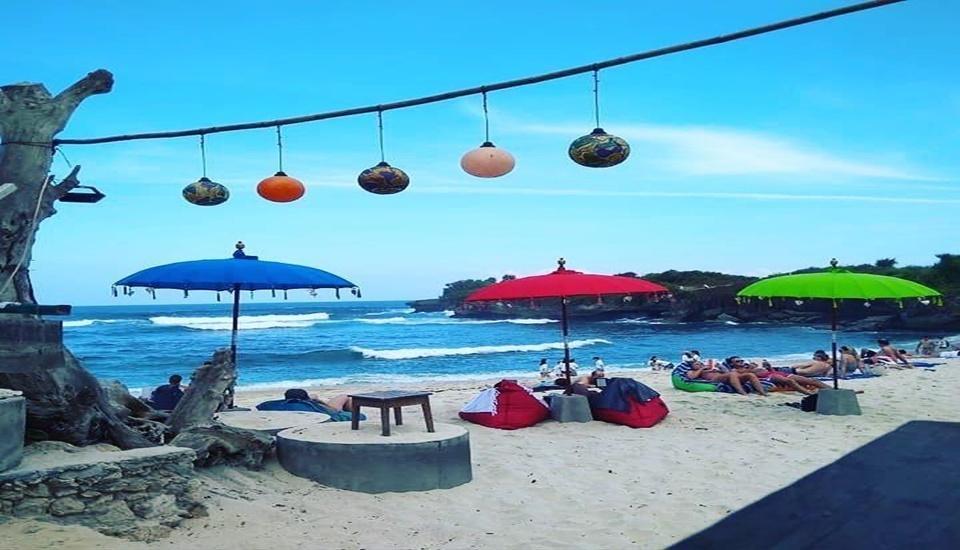 D'bays Dream Beach Club and Villa Bali - Surroundings