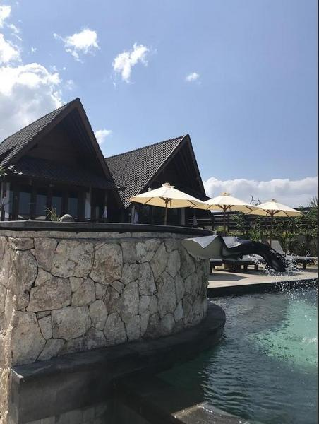 D'bays Dream Beach Club and Villa Bali - Facade