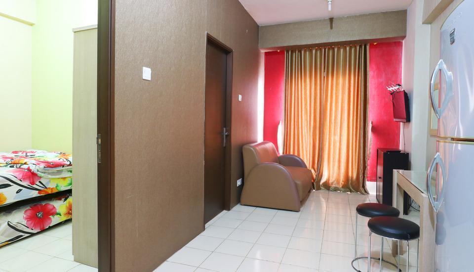 Adaru Property@Sunter Park View Jakarta - Two Bed Room Living Room