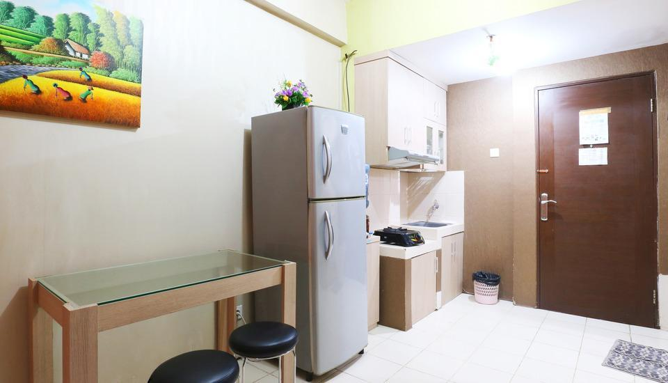 Adaru Property@Sunter Park View Jakarta - Two Bed Room Kitchen