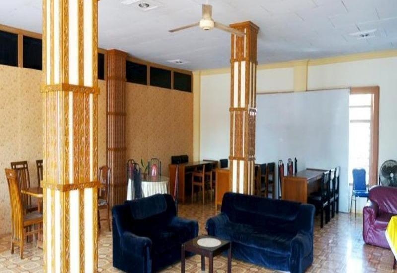 Hotel Samudera Dwinka Bengkulu - Interior Hotel