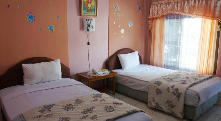 Hotel Samudera Dwinka Bengkulu - Guest Room