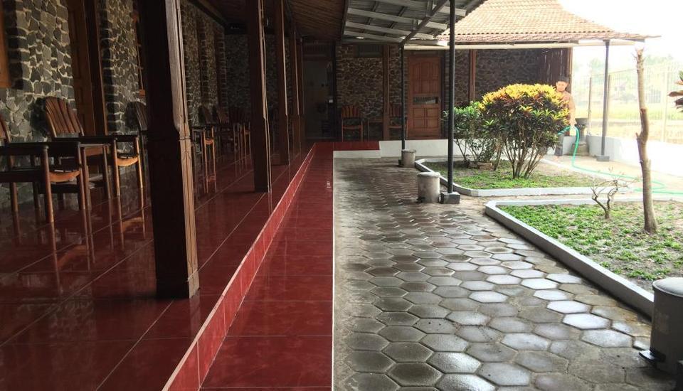 Hotel Rajasa  Magelang - Interior
