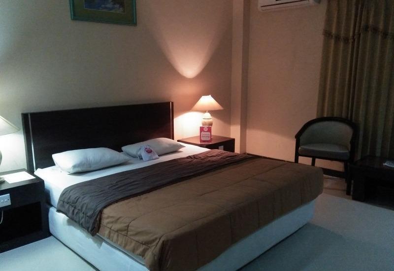 NIDA Rooms Airport Mayjen Sutoyo Balikpapan - Kamar tamu