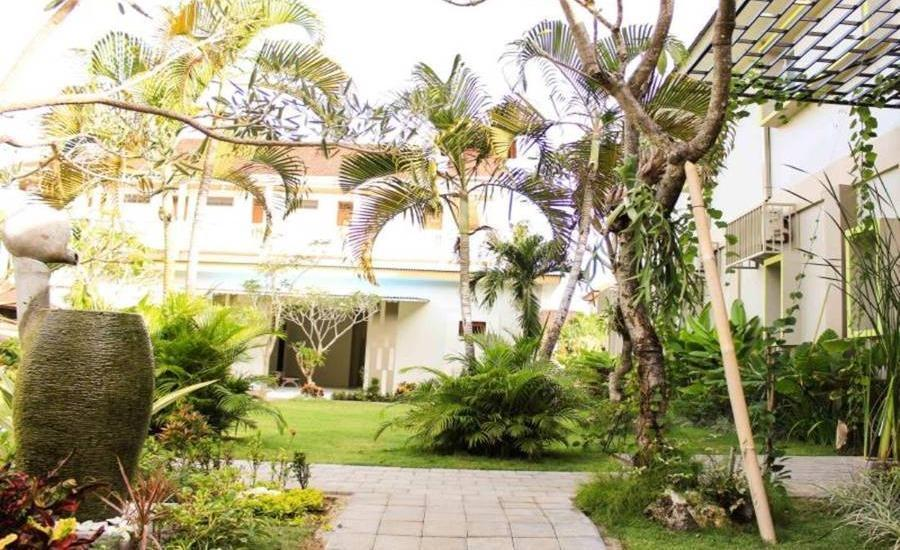 Kemuning Kuta Hotel Bali - Eksterior