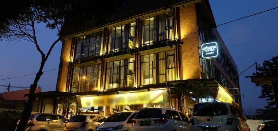 Urbana Homes Jakarta - hotel Front