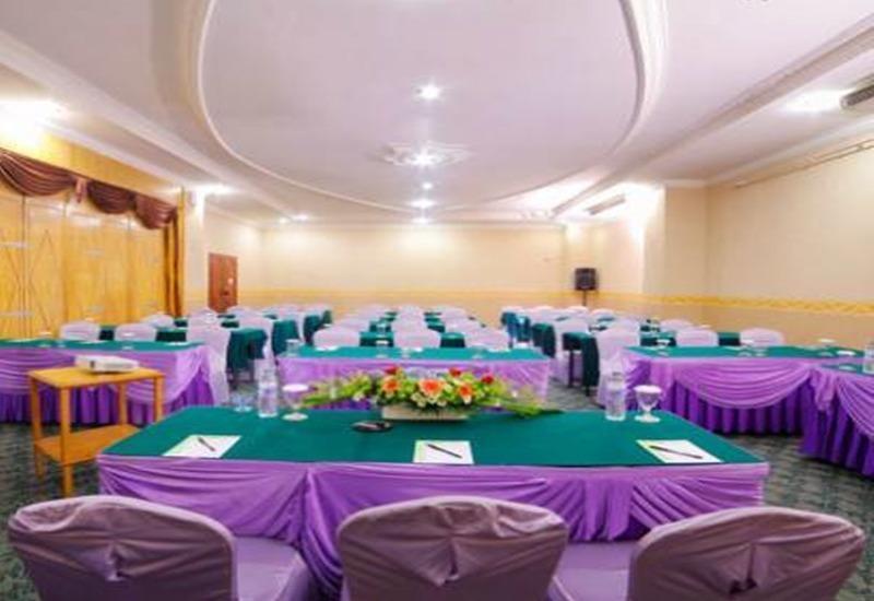 Hotel Madani Syariah Medan - Interior