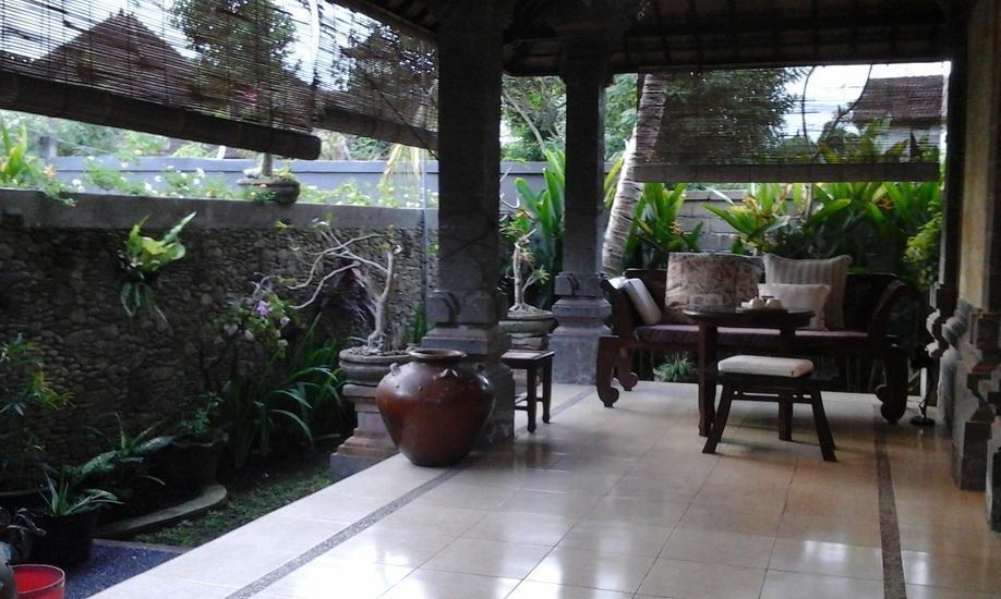 Villa Pecatu Ubud Bali - balkon