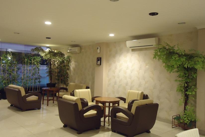 Hotel Flamengo Serang - Lobi
