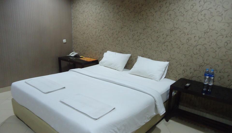 Hotel Flamengo Serang - Tempat Tidur Double
