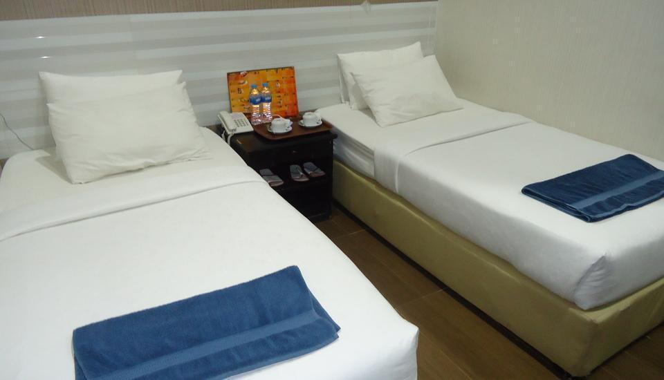 Hotel Flamengo Serang - Deluxe Plus Room Regular Plan