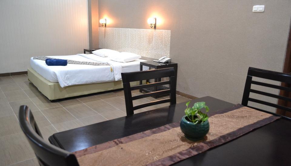 Hotel Flamengo Serang - Kamar Junior Suite