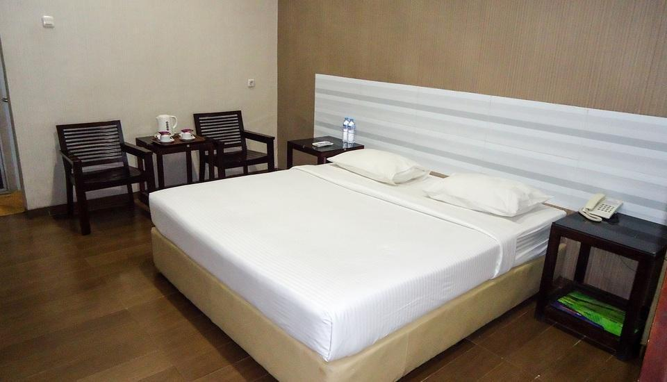 Hotel Flamengo Serang - Grand Deluxe Room Regular Plan