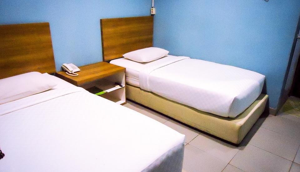 Hotel Flamengo Serang - Deluxe Room Regular Plan