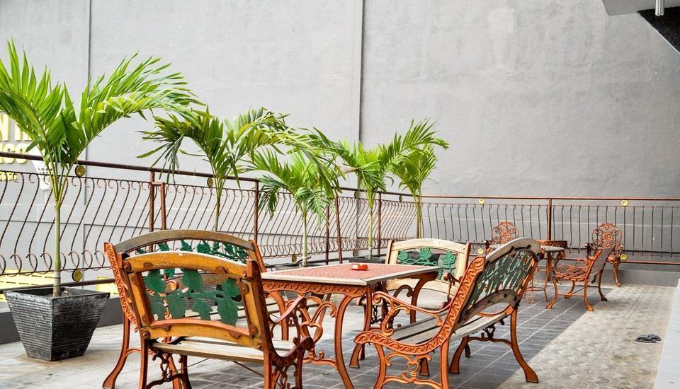 Hotel Flamengo Serang - Outdoor