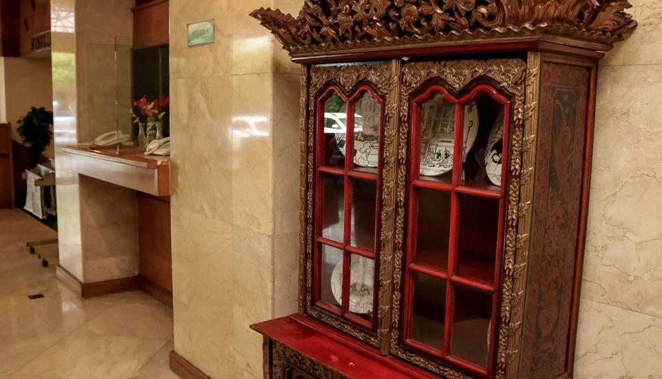 NIDA Rooms Jakarta Kramat Raya - Interior