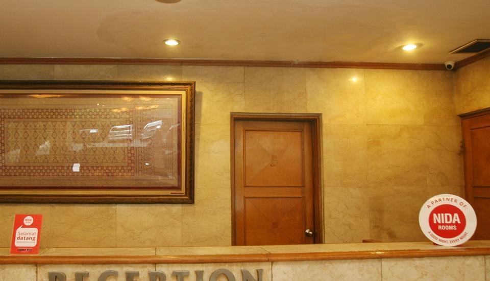 NIDA Rooms Jakarta Kramat Raya - Recptio