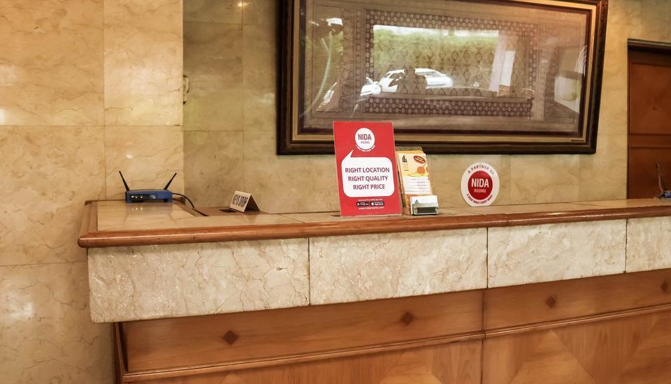 NIDA Rooms Jakarta Kramat Raya - Resepsionis