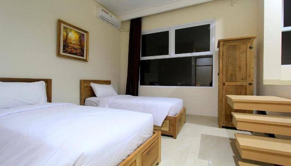 Sapphire Home Hotel Sumedang - Super Deluxe Hotel Regular Plan