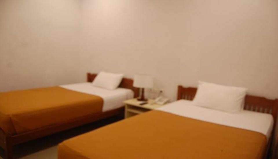 Dhyanapura City Hotel Bali - Standard Twin Room Breakfast Best Deal Guarantee