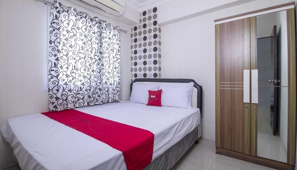 RedDoorz Apartment @Mutiara Bekasi Jakarta - Kamar Tamu