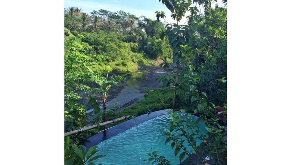 The Riverside Jogja Hotel Yogyakarta - Pool View