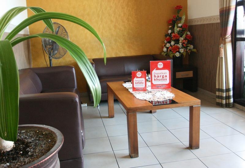 NIDA Rooms Purus 12A Padang Barat - Pemandangan Area
