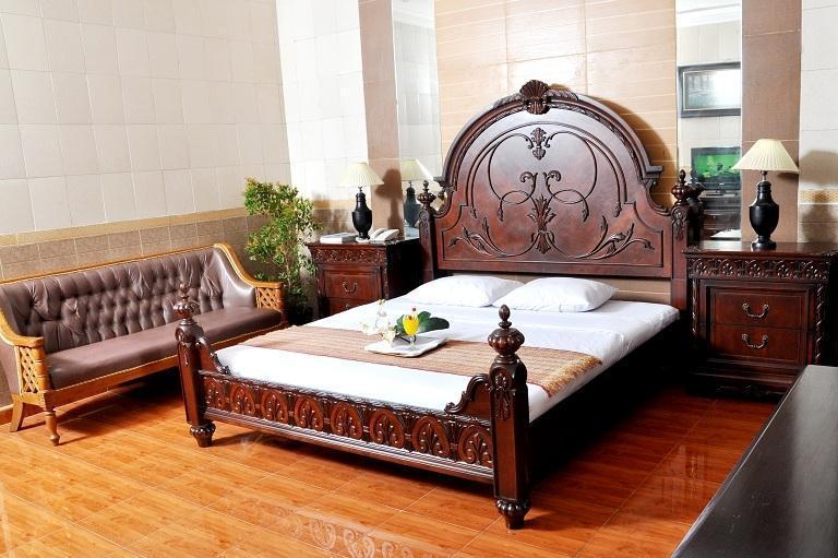Hotel Tanjung  Surabaya - Kamar tamu