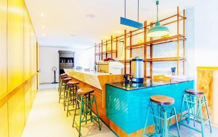 Oliver's Hostelry Bandung - Interior