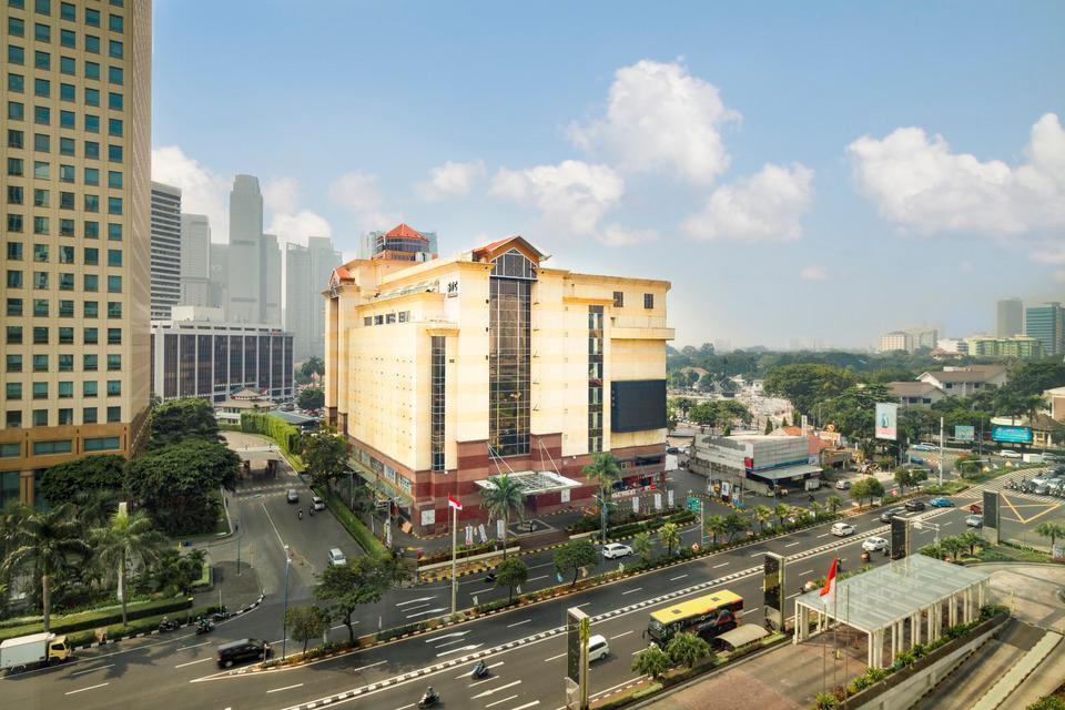 Best Western Senayan Jakarta - Exterior