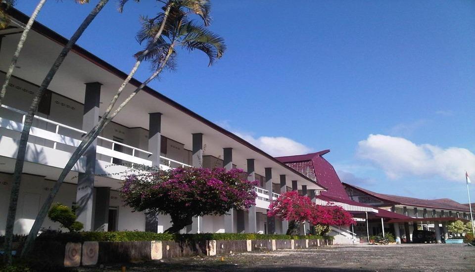 Hotel Patra Comfort Parapat Parapat - Exterior