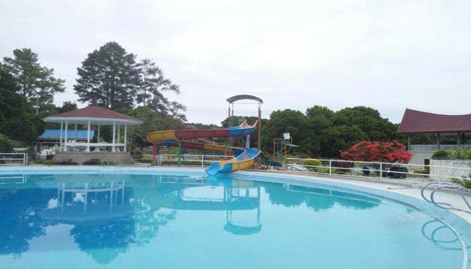 Hotel Patra Comfort Parapat Parapat - Pool