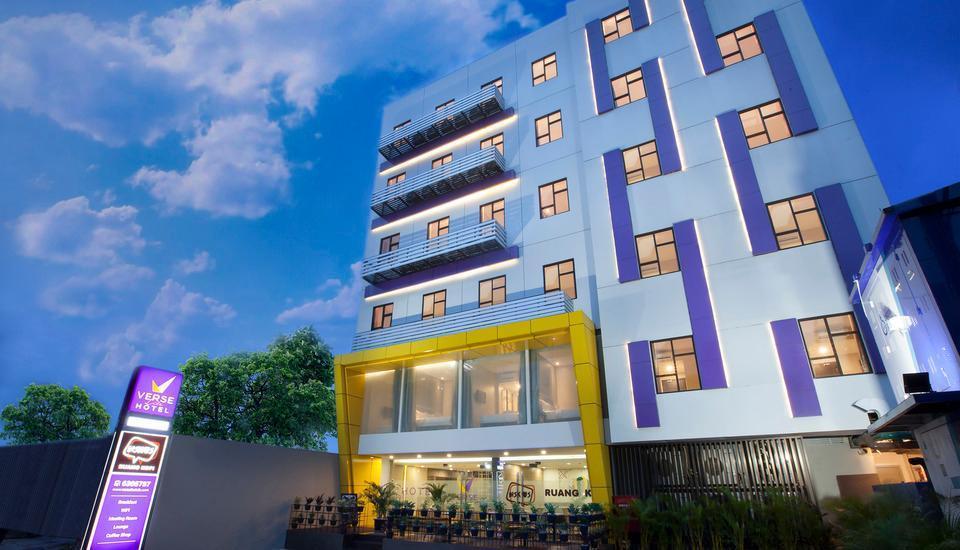 Verse Lite Hotel Pembangunan Jakarta - Facade