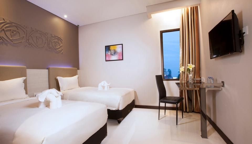 Verse Lite Hotel Pembangunan Jakarta - Deluxe Room Only Booking Mendadak = Bisa Hemat