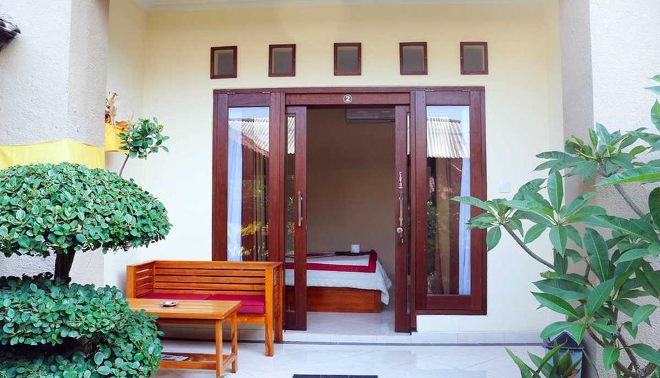 Citrus Tree Villas - Shana Bali - Teras