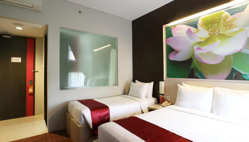 D' Hotel Jakarta - Delight or Triple room 3 Nights Stay Promotion