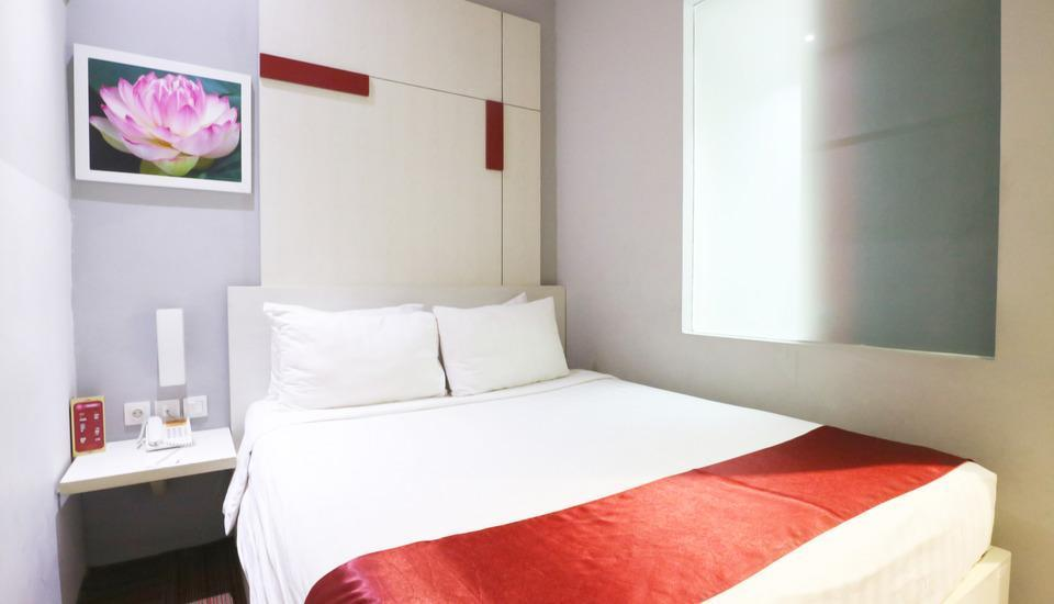 D' Hotel Jakarta - Dreams Double Room 3 Nights Stay Promotion