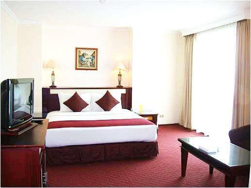 Hotel Sentral Jakarta - Executive Junior Suite Room Only Regular Plan
