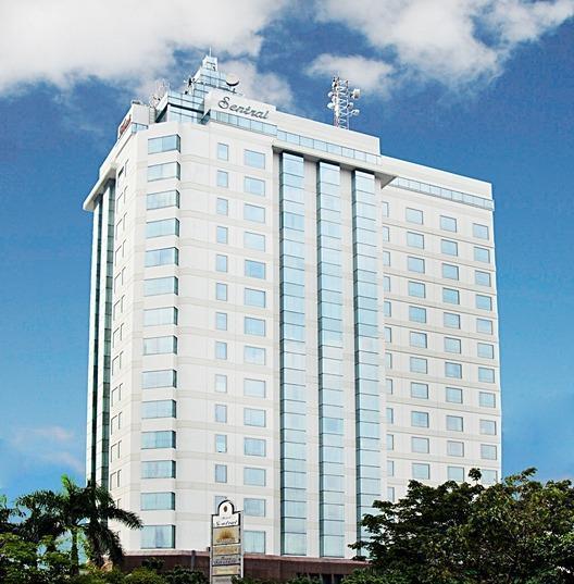 Hotel Sentral Jakarta - Gedung