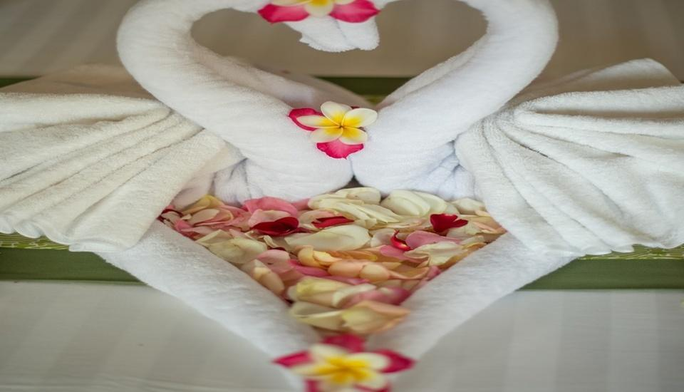 Lumbini Luxury Villas and Spa Bali - Kamar Pengantin