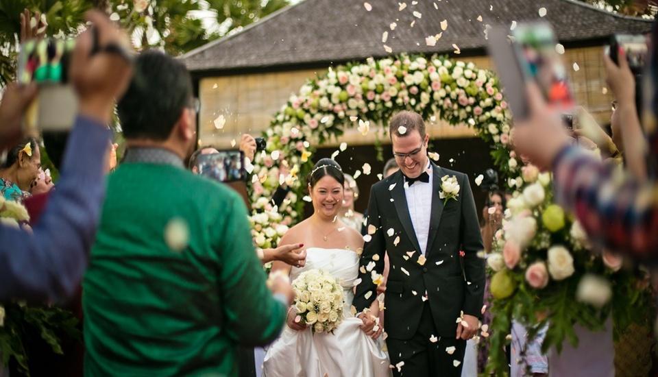 Lumbini Luxury Villas and Spa Bali - Pernikahan