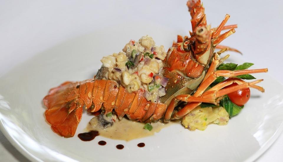 Lumbini Luxury Villas and Spa Bali - Lobster
