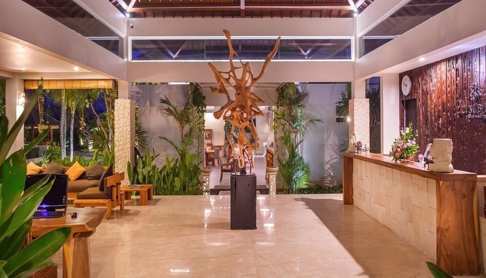 Lumbini Luxury Villas and Spa Bali - Lobi