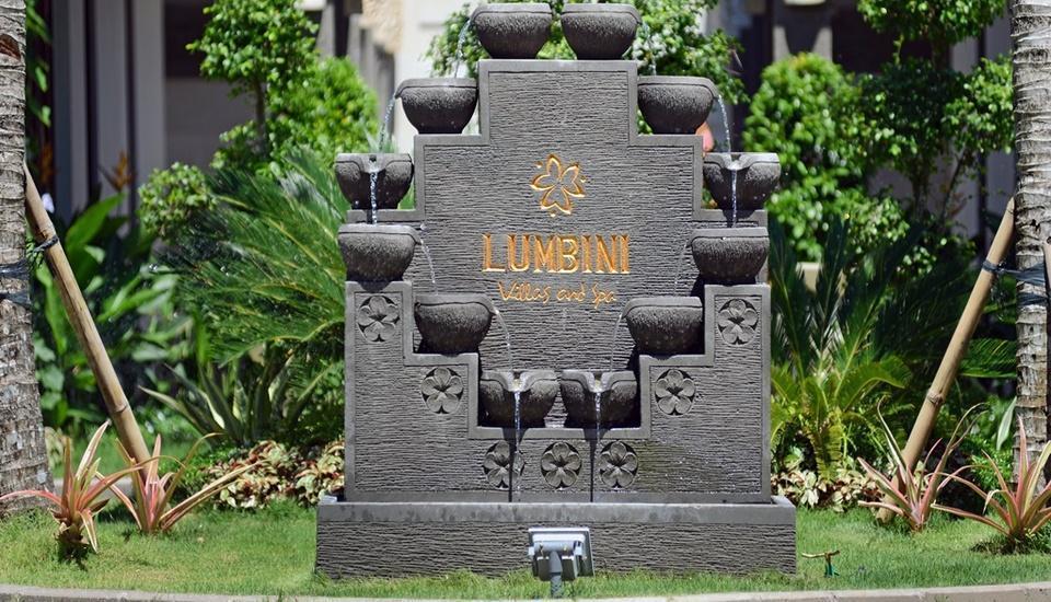 Lumbini Luxury Villas and Spa Bali - Logo Lumbini