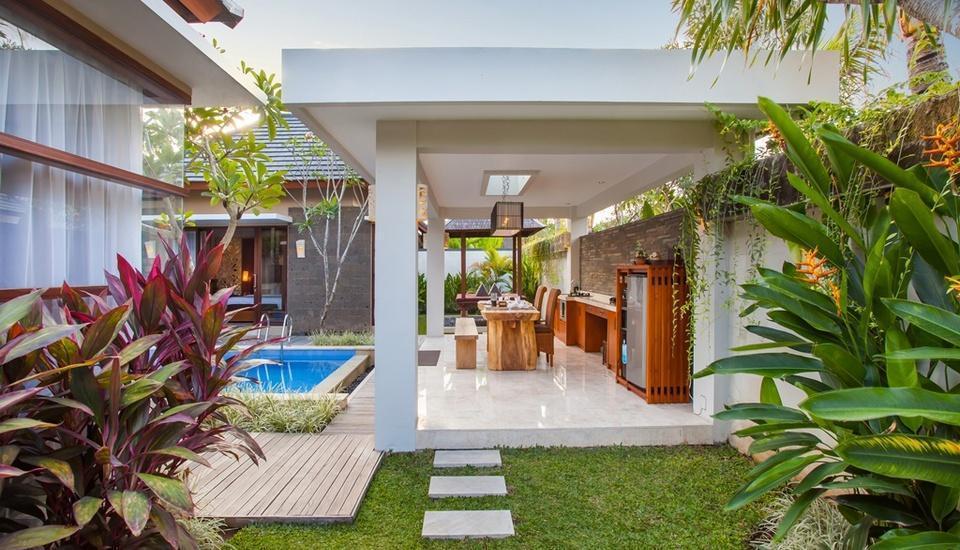 Lumbini Luxury Villas and Spa Bali - 2 Bedroom Deluxe Pool Villa Flash Sale